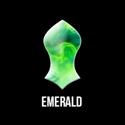 Press Pin Emerald